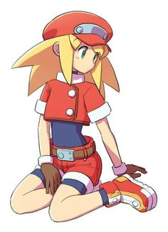 Manga Anime, Capcom Street Fighter, Character Art, Character Design, Megaman Series, Star Force, Video Games Girls, Cartoon Games, Megaman Zero