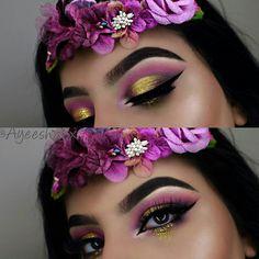 [New] The 10 Best Eye Makeup Today (with Pictures) Makeup Goals, Makeup Inspo, Makeup Inspiration, Makeup Tips, Beauty Makeup, Makeup Ideas, Dark Makeup, Skin Makeup, Romantic Makeup