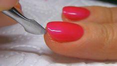 Jak zrobić paznokcie hybrydowe (Manicure Hybrydowy), krok po kroku domowym sposobem. Zapraszam do subskrybowania mojego kanału http://youtube.com/user/TheAle...