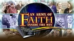 WONDERFUL!!!! If you're wondering what life is like for a new missionary at the MTC, check out this wonderful video called An Army of Faith: Inside the MTC. There are seven segments (about 6 or 7 minutes each) but the first two or three really show what it's like on a missionary's first day and then getting settled into life at the MTC. Loved watching this and imagining my own sweet missionary there with all those amazing young men and women! :)