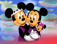 Mickey and Minnie Mouse   Human Experimentation Today · Personal Trainer · Spiritual Warfare ...