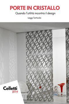 Quando l'utilità incontra in design ... leggi l'articolo sul blog Curtains, Shower, Prints, Blog, Design, Rain Shower Heads, Showers, Blogging