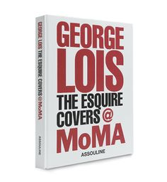 George Lois: The Esquire Covers @ MoMA   Assouline