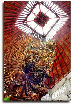 Magical Bali, Indonesia - taken by Kenny Teo, 2 August 2009, at Ngurah Rai International Airport.