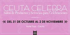 Si te casas, este fin de semana tienes una cita en Hotel Tryp Ceuta con @ceutacelebra. @mibodaapp te lo recomienda!
