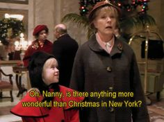 Christmas in New York. Eloise at Christmastime.