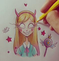 Star no estilo Tim Burton Tim Burton Drawings Style, Tim Burton Art Style, Tim Burton Artwork, Arte Tim Burton, Desenhos Tim Burton, Arte Copic, Tmblr Girl, Star Butterfly, Star Vs The Forces Of Evil