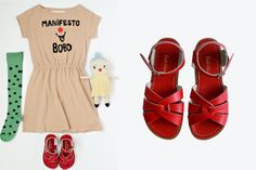 WIN a Pair of Saltwater Sun San Sandals for you and your Mini from Milly Mog