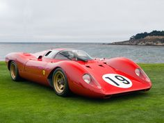 1971 Ferrari 312 P yea i had one of these when i was younger hard to believe it could fit in my hand