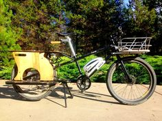 Life With An Electric Assist Cargo Bike