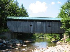 Morgan Bridge, Vermont