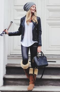 My style <3 See more here: http://passionsforfashion.dk #mystyle #streetstyle #personalstyle #fashion #fashionista #style #outfit #ootd #fashionblog #blogger #girl