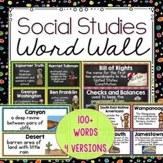 5 youtube channels that rock social studies rock and school incorporating social studies type words into coagulant lessons for literacy this will help them better fandeluxe Image collections