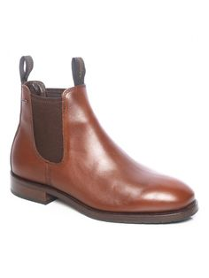 9a1c6e069e04 Men s Kerry Boot in Chestnut by Dubarry of Ireland Leather Boots