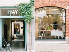 tips voor dagje Antwerpen, by zilverblauw.nl -- Moose in the city -- HAY