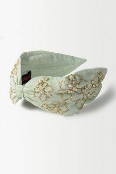 Embellished Blossom Headband Accesorios Para La Cabeza 79c2eb1f9a7