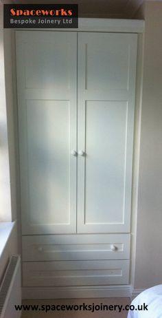 Loving this alcove wardrobe Furniture, Bespoke Boxes, Bespoke Furniture, Alcove Wardrobe, Bedroom Wardrobe, Closet Bedroom, Bedroom Fireplace, Bedroom Inspirations, Bedroom Built In Wardrobe