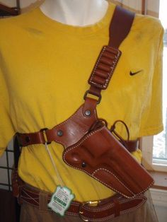 Guides Choice Chest Holster, Original Alaskan Holster