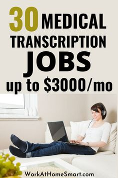 Want to make money online working as a medical transcriber? If so, check out our collection of online medical transcription jobs from home for beginners and pros.