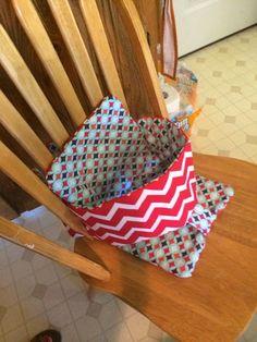 camp kramer: DIY Anywhere Chair