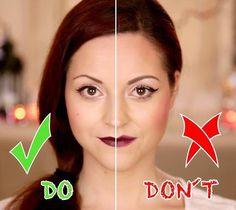 Neues Tutorial in Arbeit ;) Diesmal zeige ich wie man sich NICHT schminken sollte  Link zu meinem Youtubechannel in meinem Profil