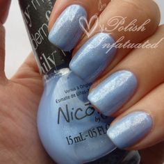 Nicole by OPI -Stand by your Manny