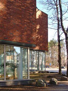 Alvar Aalto - Jyväskylä University Main Building
