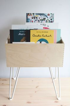 IKEA Moppe Kids Book Storage / süßes Bücherregal für Kinder