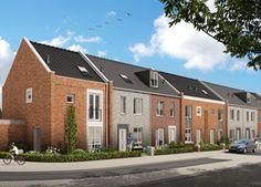 Floris ter Beek: Ik vind deze foto een erg goed inspiratie voor onze wijk. Het zijn eenvoudige rijtjes huizen die er toch erg aantrekkelijk uitzien. Het is ook een typische nieuwbouwwijk dus het komt overeen met onze doelstelling