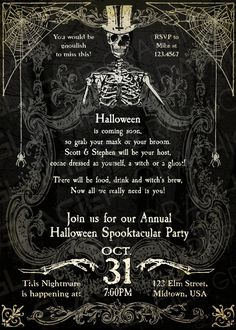 halloween zombie party invite template editable and printable with a hand rising out from the ground have a spo halloween party invites templates