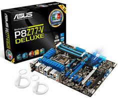 new motherboards Z77 chipset - socket 1155