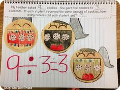 Step into 2nd Grade with Mrs. Lemons: Dividing Fun!