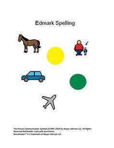 54 best Ed mark images on Pinterest | Autism classroom, Edmark ...