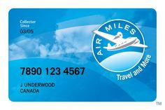 De nombreux prix instantanés offerts par Air Miles.