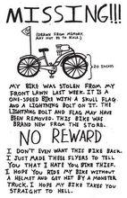 Bike Thief Beware!