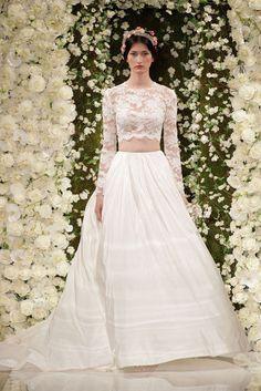 Verschiedene Brautkleider - 2015 Bilder