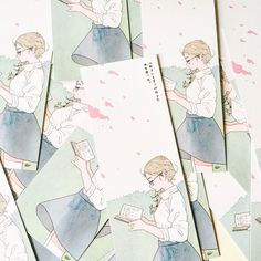 If these were bookmarks, I'd buy them