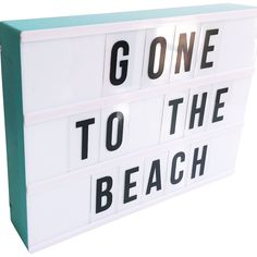 Say what you wanna say and light it up with our oh so cool blue Limited Edition lightbox. Based on vintage marquee cinema signs. Turn on the magic and slide in your message. Fun for parties, events an