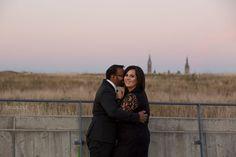 www.joeyrudd.ca Ottawa Engagement Photos at the Canadian War Museum by Ottawa Wedding Photographer Joey Rudd Photography Parliament Sunset