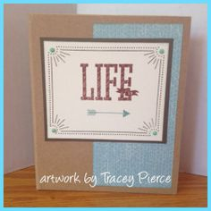 Life is Wonderful – July SOTM | Papercrafting Princess - art by Tracey Pierce #MyCreations #HipPics #Jackson - mini-album cover