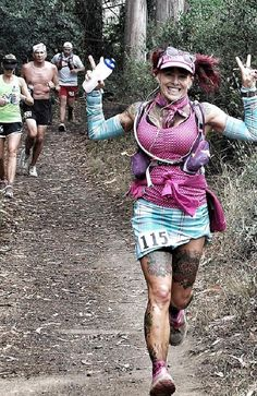 How 50-year-old junkie replaced meth addiction with ultra-running