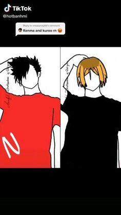 Kuroo Tetsurou, Haikyuu Kageyama, Haikyuu Funny, Kenma, Haikyuu Manga, Haikyuu Fanart, Manga Anime, Haikyuu Ships, Kagehina