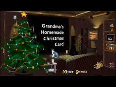"Merle Haggard - ""Grandma's Homemade Christmas Card"""