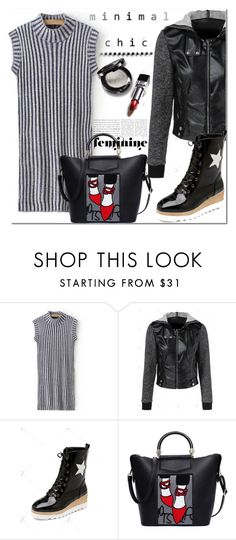 """""""Minimal chic"""" by jecakns ❤ liked on Polyvore"""