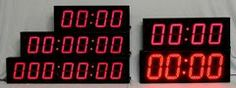 Magnum Clock large digital LED timers and digital wall clocks are versatile enough to use in a variety of settings.  Our Testimonials show how our products have been used for sports teams, schools, churches, on the job site to help team members synchronize, in a TV production studio where the right timing is of critical importance, and more.  Our customers are pleased at how visible the large, bright LED displays are on our timers and wall clocks -- and how well our products meet their…