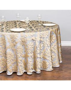 Lace table overlay table overlay wedding tablecloth tablecloth tablecloths for weddings and events at linentablecloth a round tablecloth is available in multiple sizes and fabrics quality table linens for less junglespirit Image collections