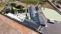 50kW Solar Power CAB Foods Solar Panel System, Solar Panels, Cape Town South Africa, Solar Panel Installation, Solar Power, Foods, Home, Design, Sun Panels