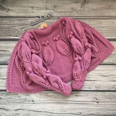 Купить Бомбер Листья цвета Роза в интернет магазине на Ярмарке Мастеров Crochet Newsboy Hat, Baby Booties Knitting Pattern, Baby Boy Knitting Patterns, Arm Knitting, Knitting Stitches, Knitted Hats, Love Crochet, Crochet Baby, Knit Crochet
