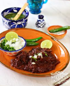 Mexican red beef barbacoa recipe   Mexican Recipes
