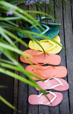 Flip Flops and Summertime..